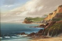 VIEW OF THE BAY II by Roland Stead at Ross's Auctions