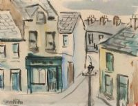Lot 49 by Gerard Dillon at Ross's Auctions