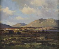 Lot 87 by Maurice Canning  Wilks ARHA RUA at Ross's Auctions