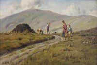 Lot 28 by Charles McAuley at Ross's Auctions