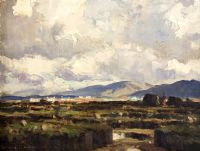 Lot 114 by Maurice Canning  Wilks ARHA RUA at Ross's Auctions