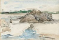 Lot 246 by Jack Butler Yeats RHA at Ross's Auctions