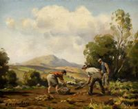 Lot 238 by Charles McAuley at Ross's Auctions