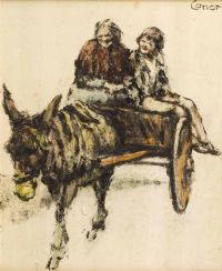 Lot 148 by William Conor RHA RUA at Ross's Auctions