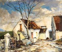 Lot 128 by Kenneth Webb RUA at Ross's Auctions