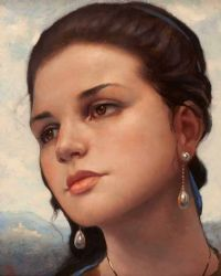 Lot 117 by Ken Hamilton at Ross's Auctions
