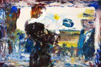 Lot 156 by Jack Butler Yeats RHA at Ross's Auctions