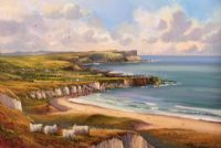 WHITEPARK BAY by William Yeaman at Ross's Auctions