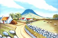 SLEMISH by Cecil Geddis at Ross's Auctions