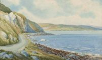 ANTRIM COAST ROAD by William Ferris at Ross's Auctions