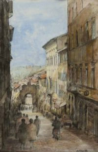 URBINO by Terry Aston at Ross's Auctions