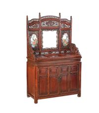 ANTIQUE CHINESE DRESSING STAND at Ross's Auctions