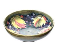 MOORCROFT FRUIT BOWL at Ross's Auctions