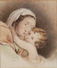 MADONNA & CHILD by 19th Century Italian School at Ross's Auctions