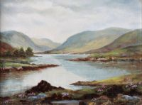 GLENVEAGH by G.B. Armstrong at Ross's Auctions