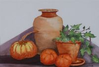 STILL LIFE by D. Ross at Ross's Auctions
