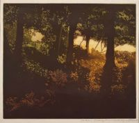 AUTUMN EVENING, LAMORE by Alyson Stoneman at Ross's Auctions