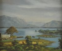 LAKE CONNEMARA, GALWAY by Ray Summer at Ross's Auctions
