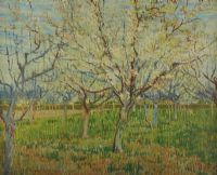 THE PINK ORCHARD by Vincent Van Gogh at Ross's Auctions