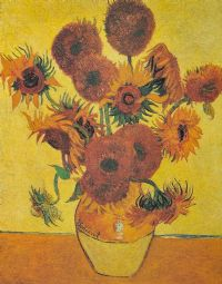 SUNFLOWERS by Vincent Van Gogh at Ross's Auctions