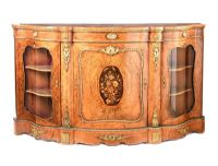 VICTORIAN WALNUT CREDENZA at Ross's Auctions
