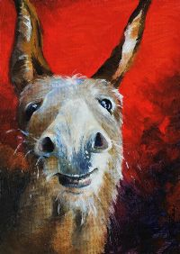 FUNKY DONKEY by Edward Foley at Ross's Auctions