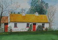 COTTAGE IN THE COUNTRY by Patricia Henry at Ross's Auctions