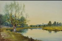 RIVER by Wycliffe Egginton RI RCA at Ross's Auctions