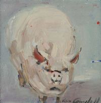 BIG PIG by Con Campbell at Ross's Auctions