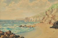 WHITEROCKS, PORTRUSH by Isaac Swain at Ross's Auctions