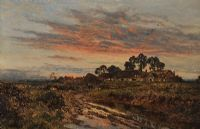 ON THE ROAD HOME by After Daniel Sherrin at Ross's Auctions