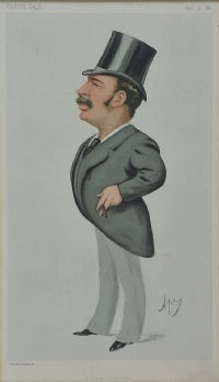 A LOYAL IRISHMAN by Vanity Fair at Ross's Auctions