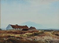 BELMULLET, MAYO by Frank Egginton RCA FIAL at Ross's Auctions