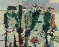 FIELD OVERVIEW by David Crone RHA RUA at Ross's Auctions