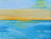 BLUE BLUE SEA by Ebie Francis at Ross's Auctions