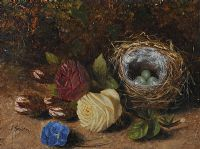 BIRD'S NEST by English School at Ross's Auctions