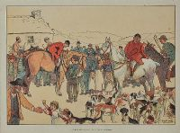 THE ST PATRICK'S DAY HUNT by Edith Somerville at Ross's Auctions