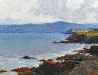 ANTRIM COAST by Hans Iten RUA at Ross's Auctions