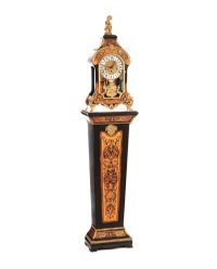REPRODUCTION BOULLE MANTEL CLOCK at Ross's Auctions