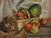 FRUIT by Frederick William Hull RUA at Ross's Auctions