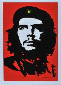 VIVA EL CHE GUEVARA by Jim Fitzpatrick at Ross's Auctions