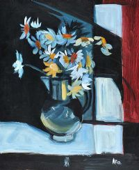 FLOWERS by Alice Galloway at Ross's Auctions