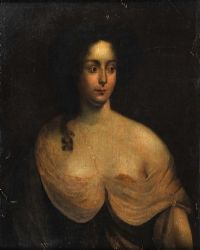 PORTRAIT OF A LADY by 18th Century English School at Ross's Auctions