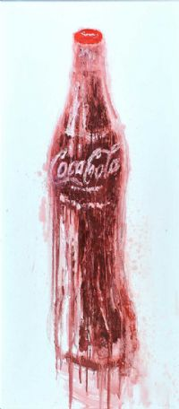 COCA COLA by Neil Shawcross RHA RUA at Ross's Auctions