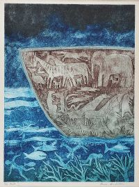 ARK I by Anne Anderson at Ross's Auctions