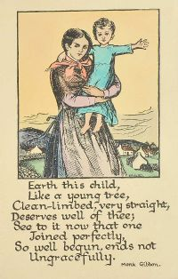 EARTH THIS CHILD by H. Roberts at Ross's Auctions