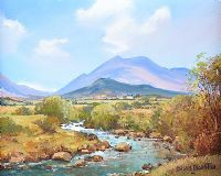 IN THE MOURNES by Denis Thornton at Ross's Auctions