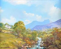 NEAR KILCOO, COUNTY DOWN by Denis Thornton at Ross's Auctions