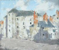 OLD MILL, PERTH by J.G. Spence Smith RSA at Ross's Auctions