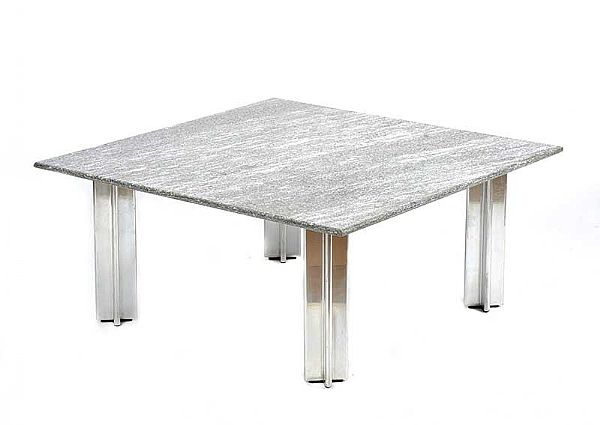 ZANOTTA GRANITE COFFEE TABLE at Ross's Online Art Auctions